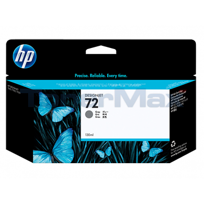 HP NO 72 INK GRAY 130ML